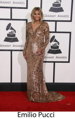 Ciara - Los Angeles - 26-01-2014 - Grammy Awards 2014: gli stilisti sul red carpet