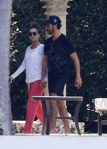 José Antonio Baston, Eva Longoria - Miami - 26-01-2014 - Eva Longoria ha sposato Josè Antonio Baston