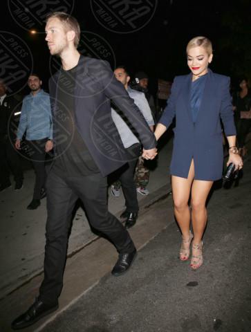 Rita Ora, Calvin Harris - Los Angeles - 26-01-2014 - Calvin Harris: cara Taylor, ecco la mia vendetta!