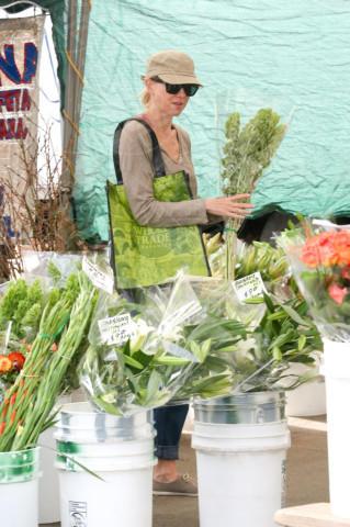 Naomi Watts - Santa Monica - 26-01-2014 - Quando vegetariano fa rima con bellezza