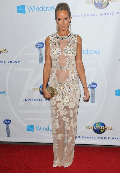 Lady Victoria Hervey - Los Angeles - 26-01-2014 - Sotto il vestito niente? Giudicate voi