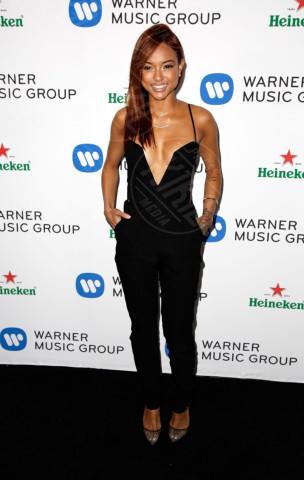 Karrueche Tran - Los Angeles - 26-01-2014 - Vade retro abito! Le scelte ai Grammy Awards 2014