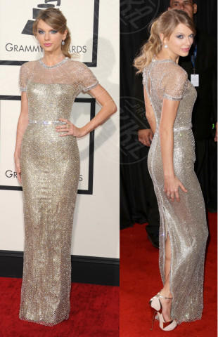 Taylor Swift - Los Angeles - 27-01-2014 - Vade retro abito! Le scelte ai Grammy Awards 2014