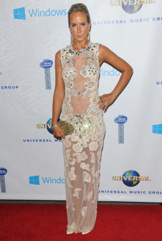 Lady Victoria Hervey - Los Angeles - 26-01-2014 - Vade retro abito! Le scelte ai Grammy Awards 2014