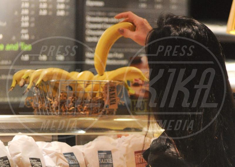 Jasmine Waltz - Londra - 27-01-2014 - L'unico frutto dell'amor…è la banana!