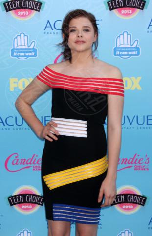 Chloe Grace Moretz - Los Angeles - 11-08-2013 - Jennifer Hudson e Chloe Grace Moretz: chi lo indossa meglio?