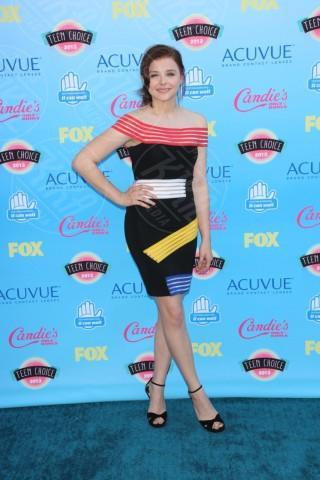 Chloe Grace Moretz - Universal City - 11-08-2013 - Jennifer Hudson e Chloe Grace Moretz: chi lo indossa meglio?