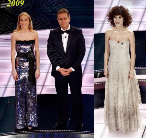 Eleonora Abbagnato, Gabriella Pession, Paolo Bonolis - Sanremo - 28-01-2014 - Sanremo senza vallette? Ricordiamo le ex protagoniste