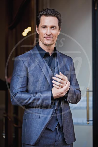 Matthew McConaughey - Roma - 27-01-2014 - McConaughey e Idris Elba saranno i protagonisti de La Torre Nera