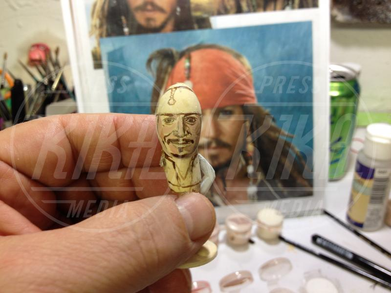 Nocciolina americana, Jack Sparrow - Kentucky - 28-01-2014 - Le celebrity? Sono un pugno di… noccioline!