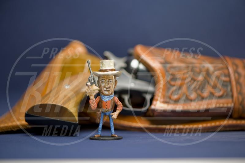 Nocciolina americana, John Wayne - Kentucky - 28-01-2014 - Le celebrity? Sono un pugno di… noccioline!