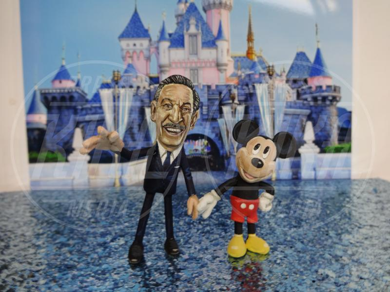 Nocciolina americana, Walt Disney, Topolino - Kentucky - 28-01-2014 - Le celebrity? Sono un pugno di… noccioline!