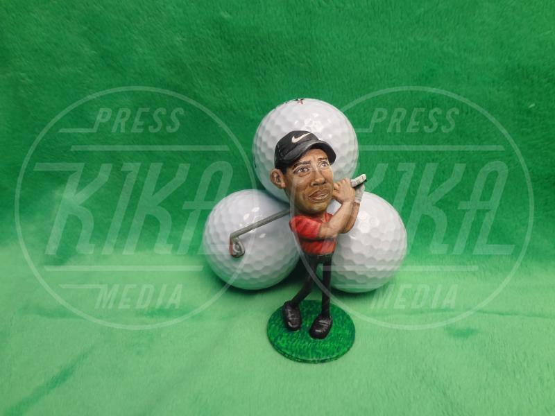 Nocciolina americana, Tiger Woods - Kentucky - 28-01-2014 - Le celebrity? Sono un pugno di… noccioline!