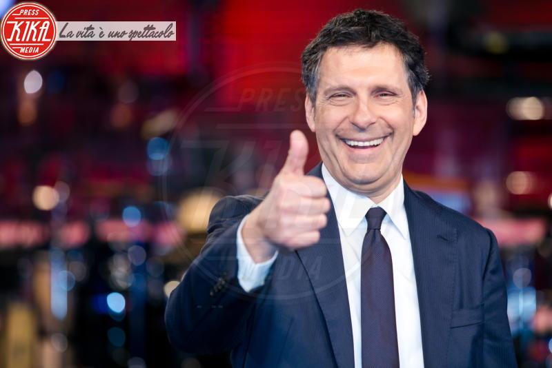 Fabrizio Frizzi - Roma - 28-01-2014 - Ti lascio una canzone 2014: lo show torna all'antico