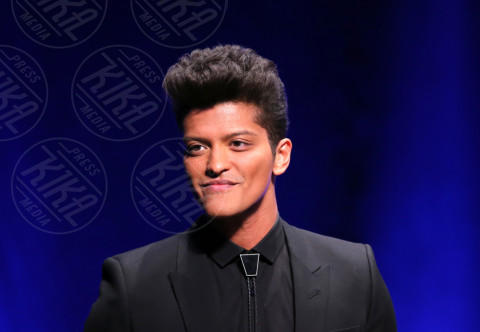 Bruno Mars - New York - 30-01-2014 - Grammy 2016: Uptown Funk Best Record of the Year