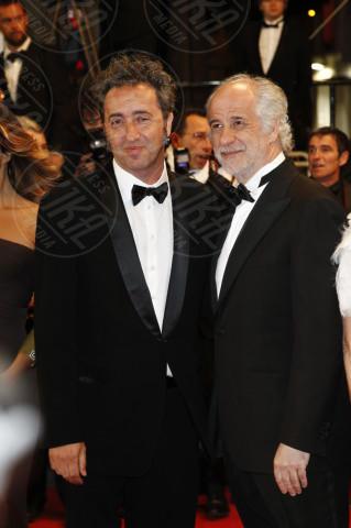 Toni Servillo, Paolo Sorrentino - Cannes - 21-05-2013 - Loro: svelata la data del film di Sorrentino su Berlusconi