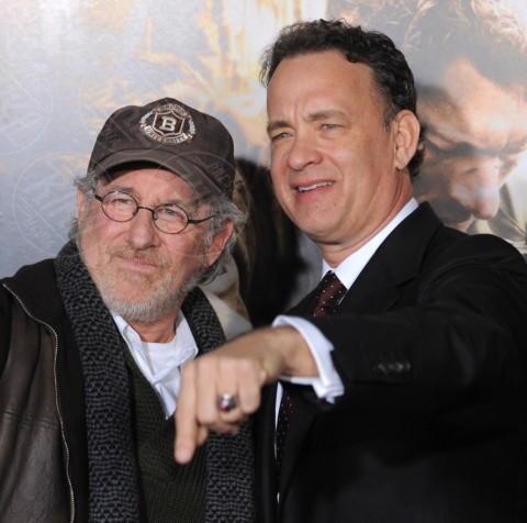 Tom Hanks, Steven Spielberg - Hollywood - 24-02-2010 - Sodalizio attore regista, squadra che vince non si cambia