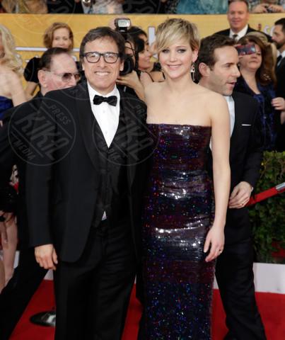 David O. Russell, Jennifer Lawrence - Los Angeles - 18-01-2014 - Sodalizio attore regista, squadra che vince non si cambia
