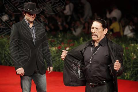 Danny Trejo, Robert Rodriguez - Venezia - 01-09-2010 - Sodalizio attore regista, squadra che vince non si cambia