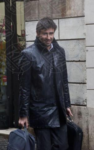 Alessandro Di Battista - Roma - 31-01-2014 - La prima volta di Di Battista da Barbara D'Urso