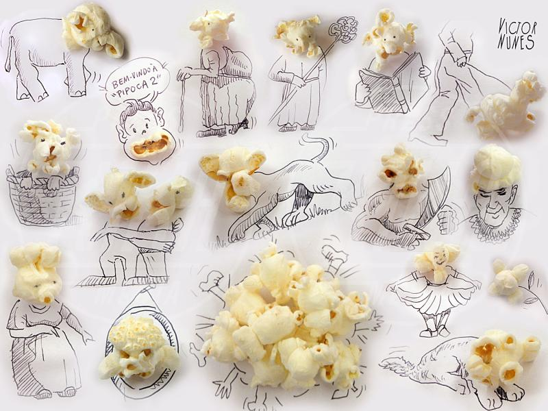 Victor Nunez - Disegno - 03-02-2014 - Da oggetti d'uso comune a opere d'arte, grazie a Victor Nunez
