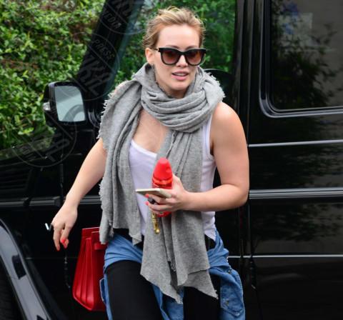Hilary Duff - Los Angeles - 03-02-2014 - Ogni giorno una passerella: Gwen Stefani senza trucco