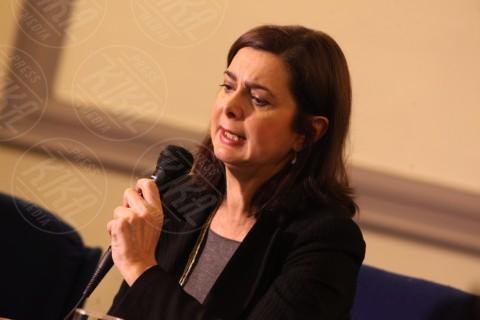 Laura Boldrini - Roma - 03-02-2014 - Sgarbi dà della capra alla Boldrini: