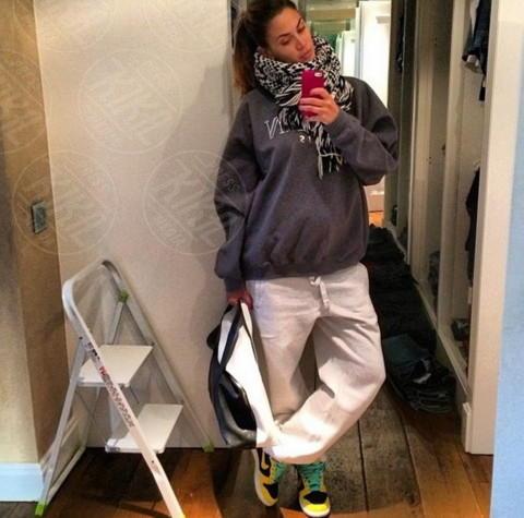 Melissa Satta - Los Angeles - 30-01-2014 - Dillo con un tweet: Balotelli alza di nuovo la cresta