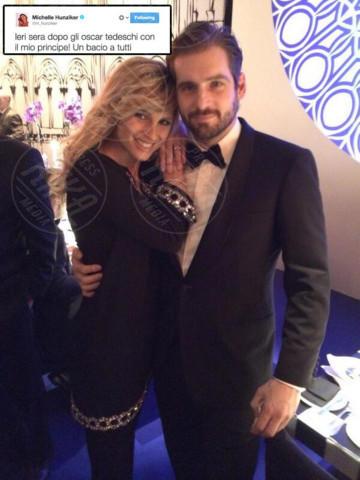 Michelle Hunziker - Los Angeles - 30-01-2014 - Dillo con un tweet: Balotelli alza di nuovo la cresta