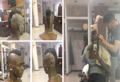 Mario Balotelli - Los Angeles - 30-01-2014 - Dillo con un tweet: Balotelli alza di nuovo la cresta