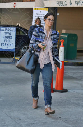 Carrie Ann Moss - Beverly Hills - 03-02-2014 - Ogni giorno una passerella: Gwen Stefani senza trucco