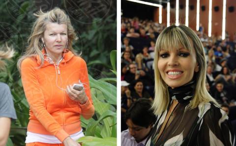 Rita Rusic - Miami - 08-04-2013 - Quando il trucco non c'è… si vede eccome!