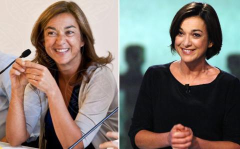 Daria Bignardi - Milano - 17-01-2014 - Quando il trucco non c'è… si vede eccome!
