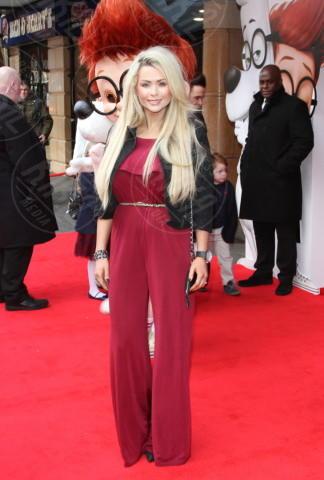 Nicola McLean - Londra - 01-02-2014 - La tuta glam-chic conquista le celebrity