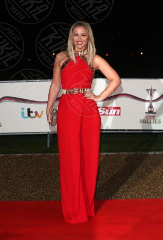 Kimberley Walsh - Londra - 11-12-2013 - La tuta glam-chic conquista le celebrity