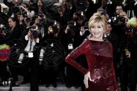 Jane Fonda - Cannes - 17-05-2012 - Elisabetta Canalis in Jane Fonda: chi lo indossa meglio?