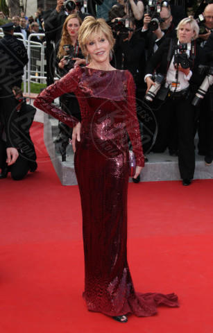 Jane Fonda - Cannes - 18-05-2012 - Elisabetta Canalis in Jane Fonda: chi lo indossa meglio?