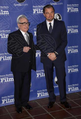 Martin Scorsese, Leonardo DiCaprio - Santa Barbara - 07-02-2014 - Scorsese e DiCaprio, al cinema il numero perfetto è... 6!