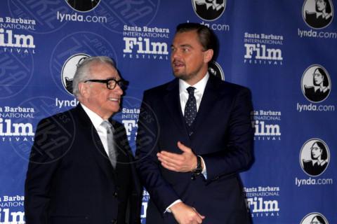 Martin Scorsese, Leonardo DiCaprio - Santa Barbara - 07-02-2014 - DiCaprio-Scorsese di nuovo insieme, ecco per quale film