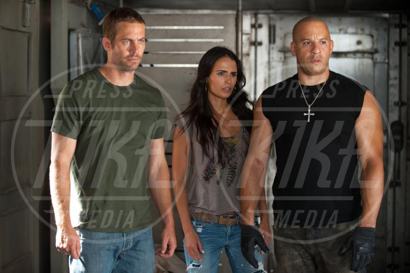 Paul Walker, Jordana Brewster, Vin Diesel - Los Angeles - 05-04-2011 - The show must go on: il cinema non si ferma di fronte alla morte