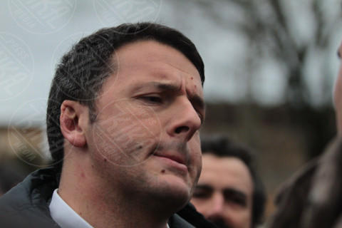Matteo Renzi - Firenze - 07-02-2014 - Le mille facce buffe di Matteo Renzi
