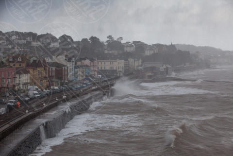 Charlie - Somerset - 08-02-2014 - La super tempesta Charlie vista dall'alto