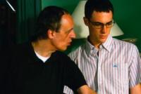 Dario Argento, Elio Germano - 20-02-2007 - Dario Argento torna in tv e sfida Hitchcock