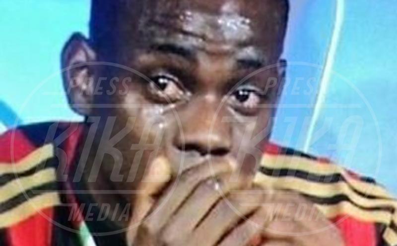 Mario Balotelli - Napoli - 09-02-2014 - Star come noi: anche i ricchi piangono
