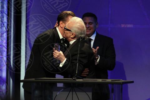 Jonah Hill, Martin Scorsese, Leonardo DiCaprio - Beverly Hills - 09-02-2014 - Scorsese e DiCaprio, al cinema il numero perfetto è... 6!
