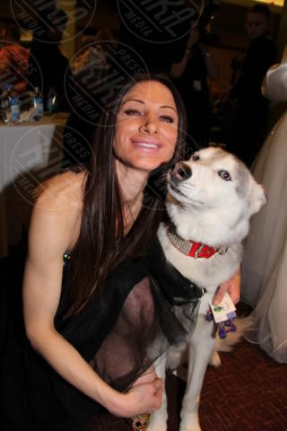 sfilata cani - New York - 08-02-2014 - New York Fashion Week: una sfilata da cani