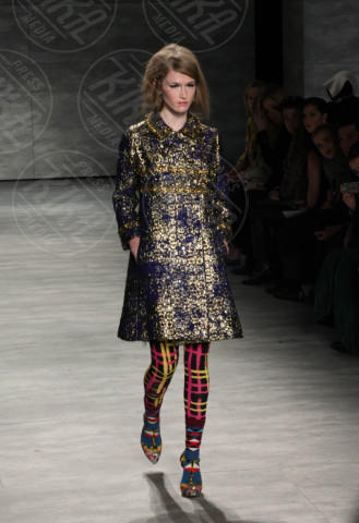 Modella - New York - 12-02-2014 - New York Fashion Week: la sfilata di Libertine