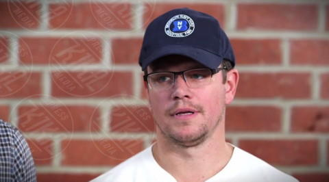 Matt Damon - Los Angeles - 13-02-2014 - Affleck-Damon: un video esilarante per una giusta causa