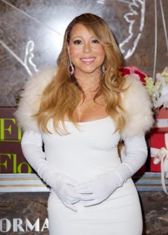 Mariah Carey - New York - 13-02-2014 - Mariah Carey: ancora una volta un'irreale magrezza