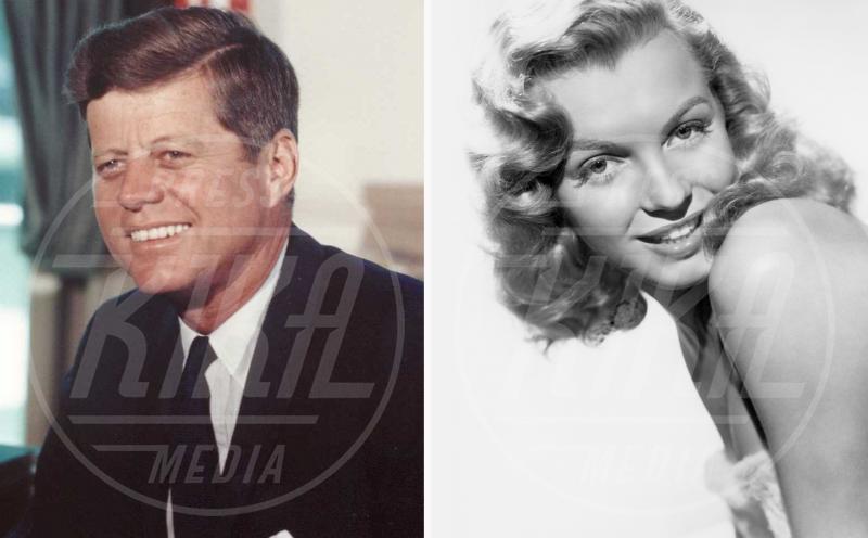 John Fitzgerald Kennedy, Marilyn Monroe - Milano - 10-06-2010 - Le dive amano i potenti? Forse è il contrario